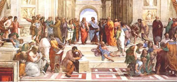 an analysis of the platos philosophical views A brief discussion of the life and works of plato,  plato began his philosophical career as a student of  a literary analysis of plato's work in the perseus.