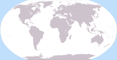 Location of the World