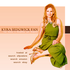 Kyra Sedgwick (USA), Golden Globes 2007 Best Performance by an Actress in a Television Series - Drama The Closer.