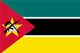 flag, Mozambique