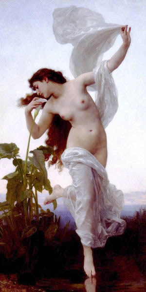 William-Adolphe_Bouguereau_Dawn_1881